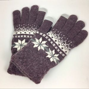 Texting Gloves Soft Charlotte Russe